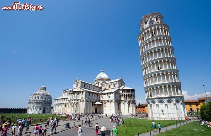 Cosa vedere e cosa visitare Piazza dei Miracoli