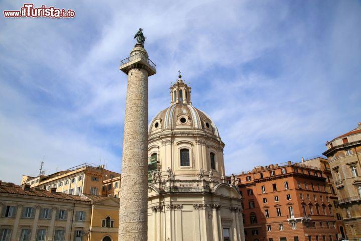 Cosa vedere e cosa visitare Colonna Traiana
