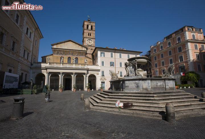 Uno degli scorci più belli di Roma: la | Foto Roma