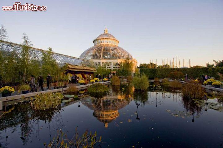 New york botanical garden new york city cosa vedere guida alla visita for Bronx botanical garden free admission