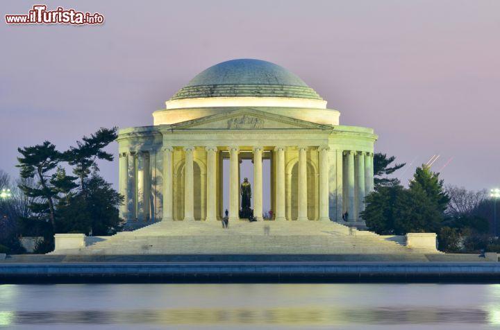 Cosa vedere e cosa visitare Jefferson Memorial