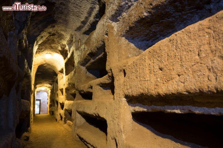 Cosa vedere e cosa visitare Catacombe San Callisto