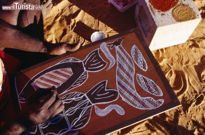Arte aborigena guarda tutte le foto for Arte aborigena
