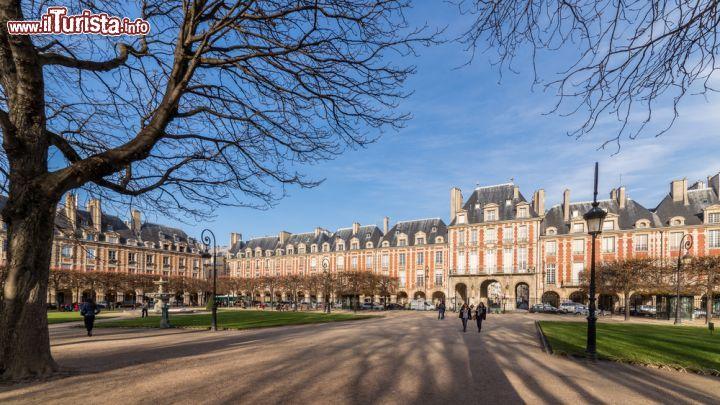 Cosa vedere e cosa visitare Place des Vosges