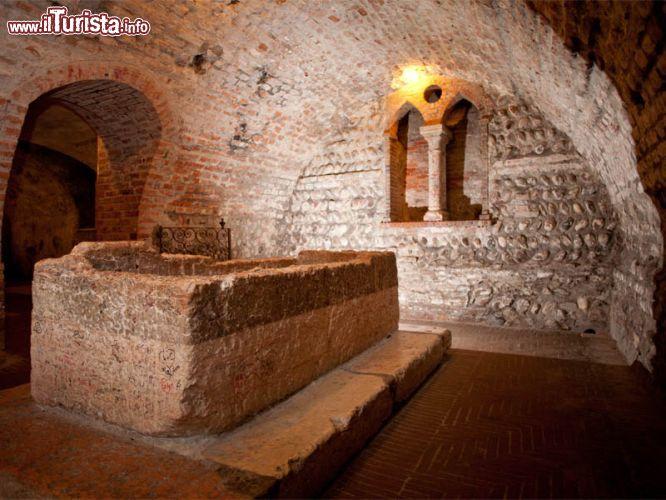 Cosa vedere e cosa visitare Tomba di Giulietta - Museo degli Affreschi