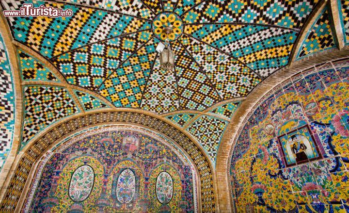 Cosa vedere e cosa visitare Palazzo Golestan