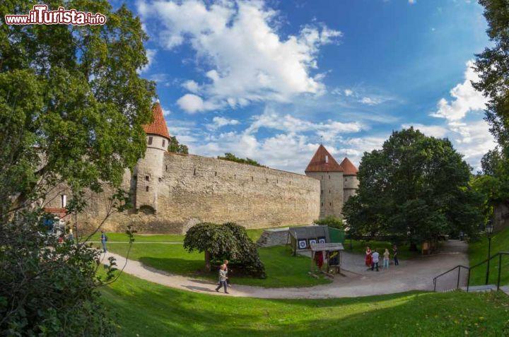 Cosa vedere e cosa visitare Castello di Toompea