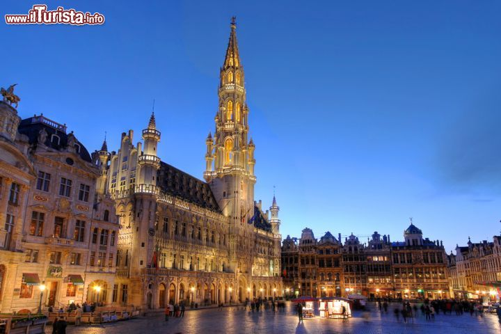 Cosa vedere e cosa visitare Grand Place