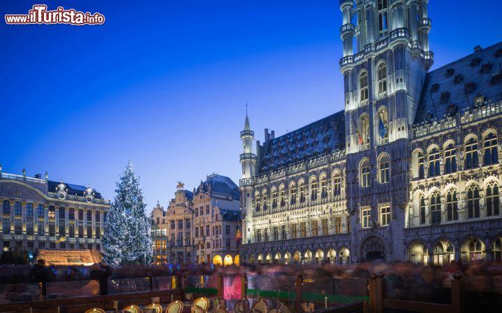 Plaisirs d'hiver Bruxelles