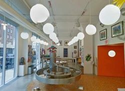 La visita al Children s Museum of the Arts di New York City, ...