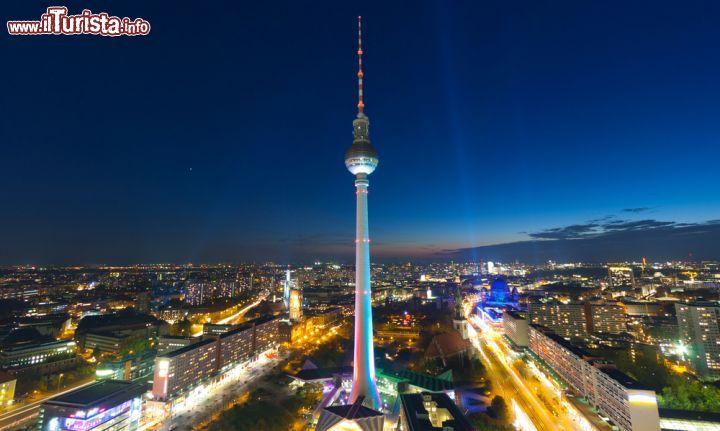 Cosa vedere e cosa visitare Torre della televisione