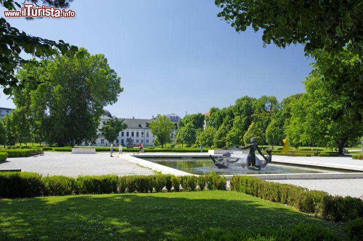 Il giardino francese del palazzo presidenziale foto - Giardino francese ...