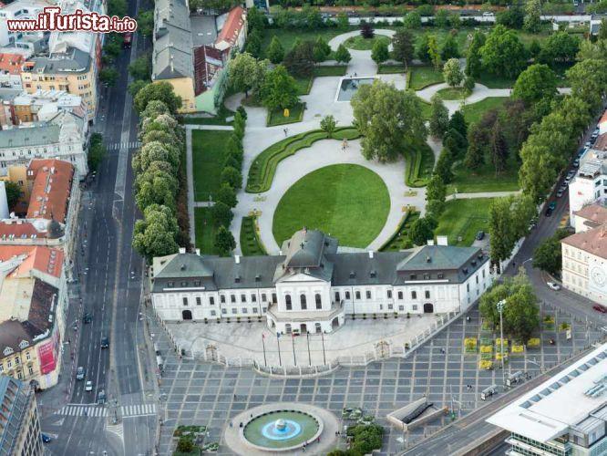 Cosa vedere e cosa visitare Palazzo Presidenziale
