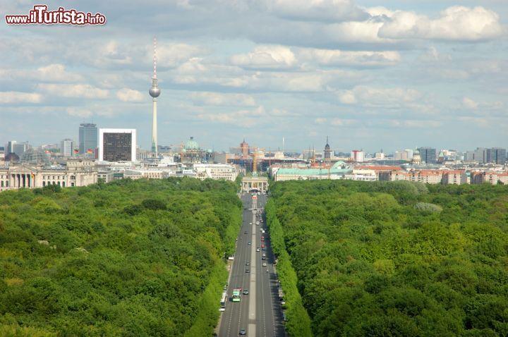 Cosa vedere e cosa visitare Grosser Tiergarten