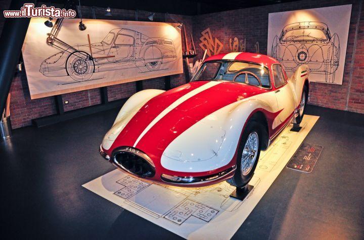 Cosa vedere e cosa visitare Museo dell\'Automobile