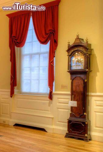 Un particolare dell 39 arredamento d 39 epoca foto boston for Arredamento d epoca