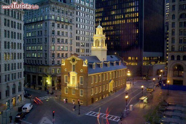 Cosa vedere e cosa visitare Old State House