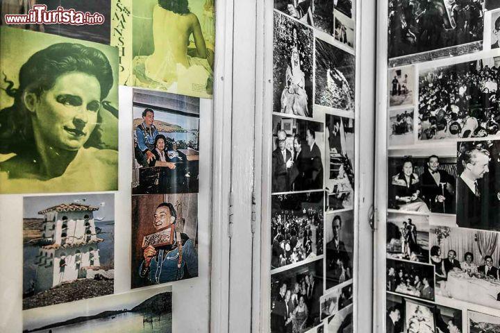 La cabina armadio della casa museo di salvador foto for Disegni della casa della cabina di ceppo