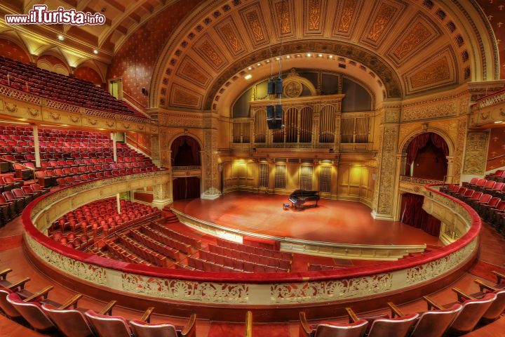 Cosa vedere e cosa visitare Carnegie Hall