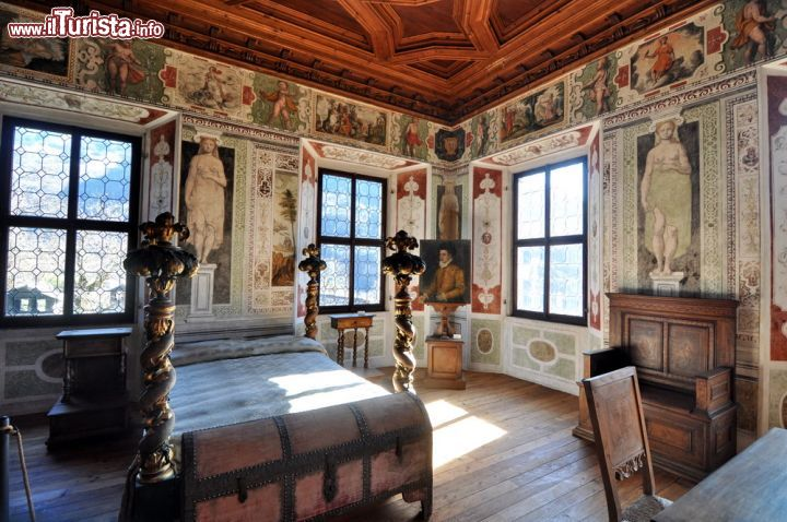 Cosa vedere e cosa visitare Palazzo Vertemate Franchi