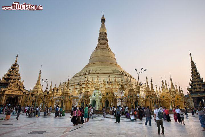 Cosa vedere e cosa visitare Shwedagon Paya