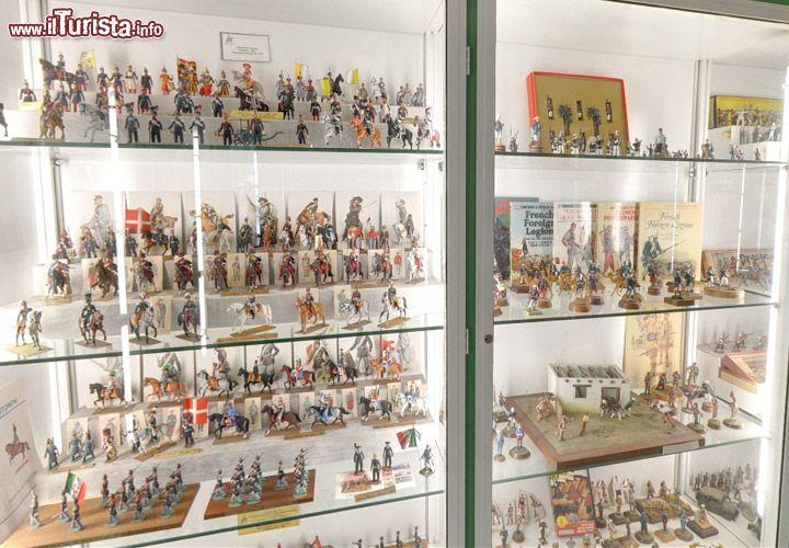 Cosa vedere e cosa visitare Museo Storico del Soldatino