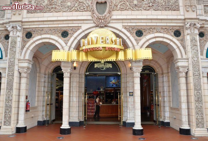 Store Degli Universal Studios Di Singapore Alla