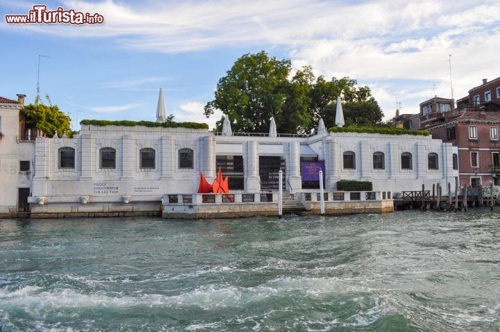 Cosa vedere e cosa visitare Collezione Peggy Guggenheim
