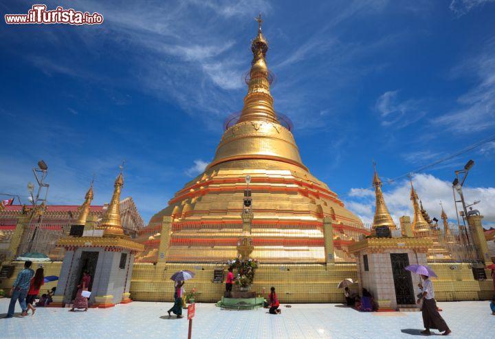 Cosa vedere e cosa visitare Botataung Pagoda