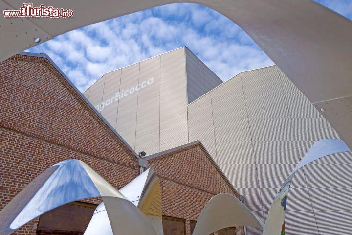 Cosa vedere e cosa visitare Hangar Bicocca