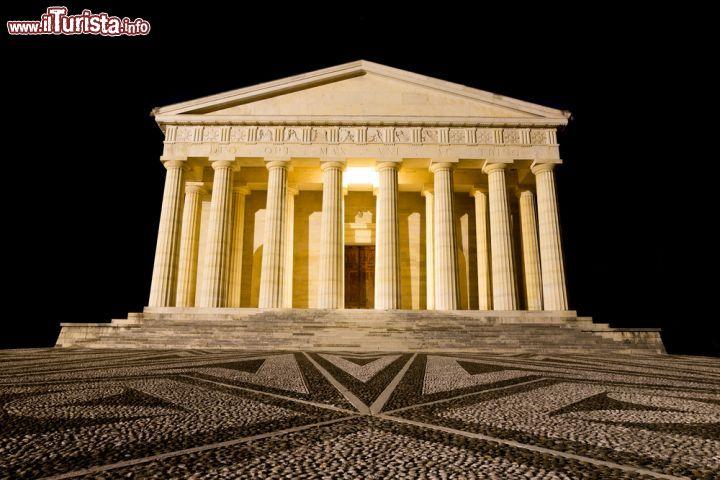 Cosa vedere e cosa visitare Tempio Canoviano