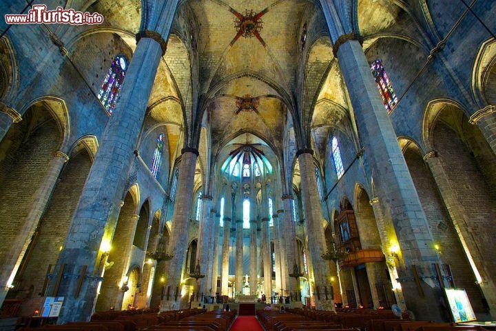 Cosa vedere e cosa visitare Basilica di Santa Maria del Mar