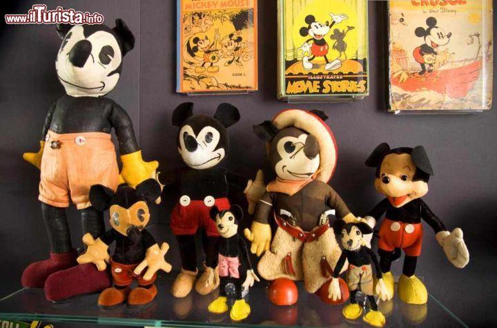 Cosa vedere e cosa visitare The Walt Disney Family Museum