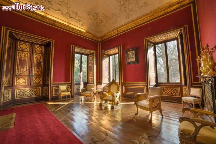 Gli interni restaurati della reggia di monza foto - Casa stile neoclassico ...