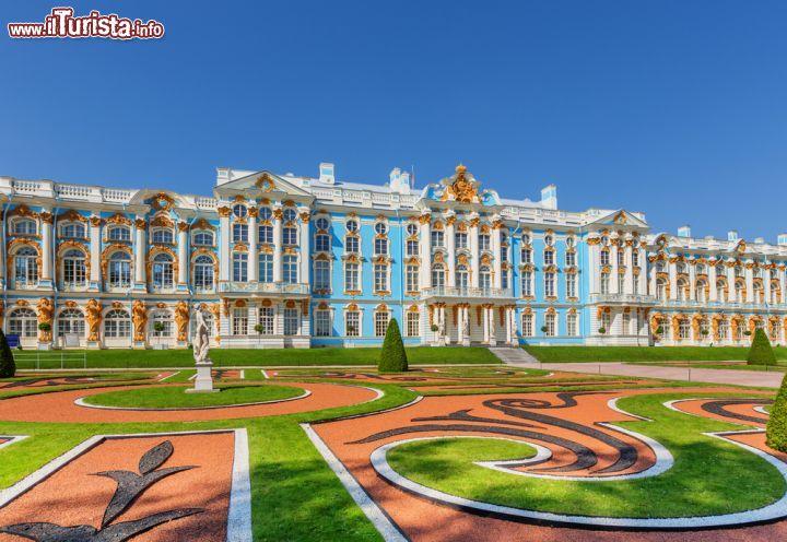 Cosa vedere e cosa visitare Palazzo di Caterina