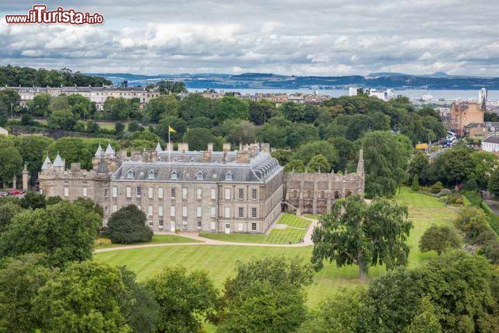 Cosa vedere e cosa visitare Palazzo Holyroodhouse