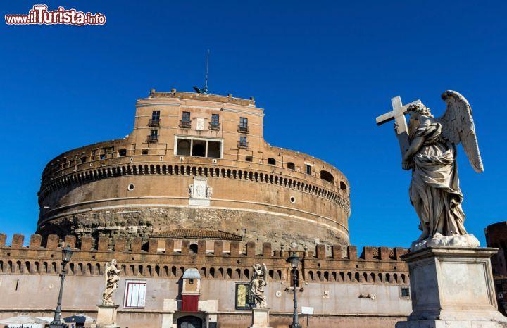 Cosa vedere e cosa visitare Castel Sant\'Angelo
