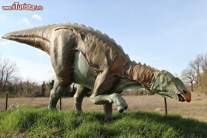 Cosa vedere e cosa visitare Parco dei dinosauri