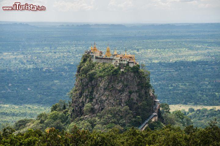 Cosa vedere e cosa visitare Mount Popa