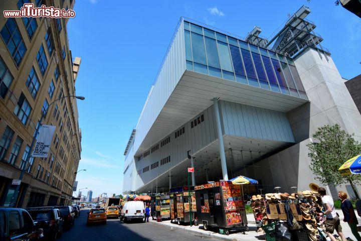 Cosa vedere e cosa visitare Whitney Museum