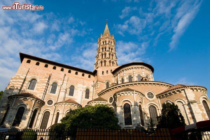 Cosa vedere e cosa visitare  Basilica di Saint-Sernin