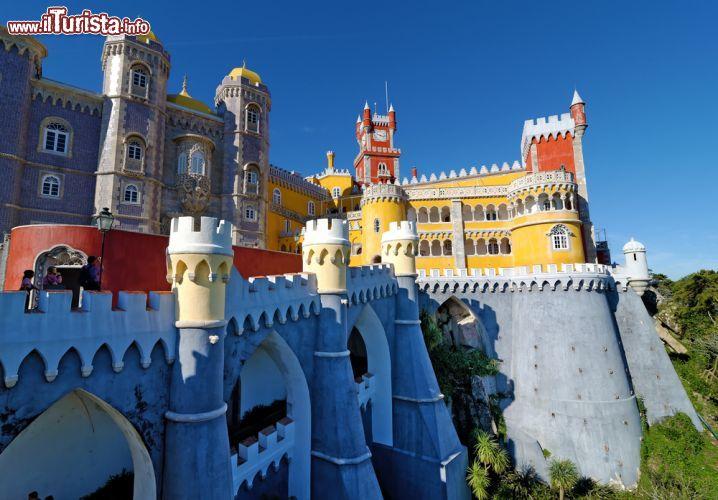 Cosa vedere e cosa visitare Palacio Nacional da Pena