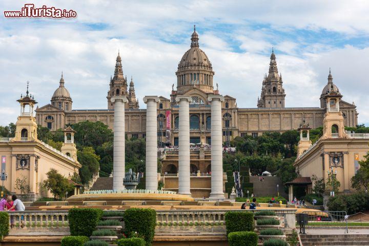 Cosa vedere e cosa visitare Museo Nazionale d\'Arte della Catalunya