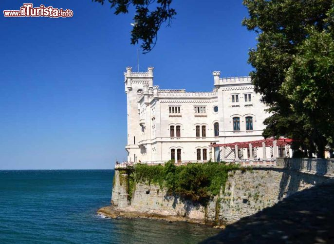 Cosa vedere e cosa visitare Castello di Miramare