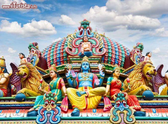 Cosa vedere e cosa visitare Sri Mariamman Temple