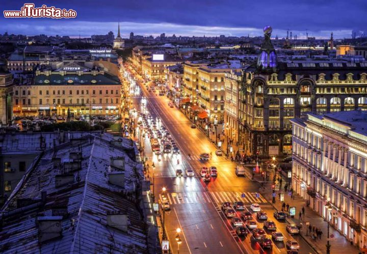 Cosa vedere e cosa visitare Prospettiva Nevskij