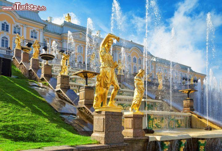 Cosa vedere e cosa visitare Peterhof