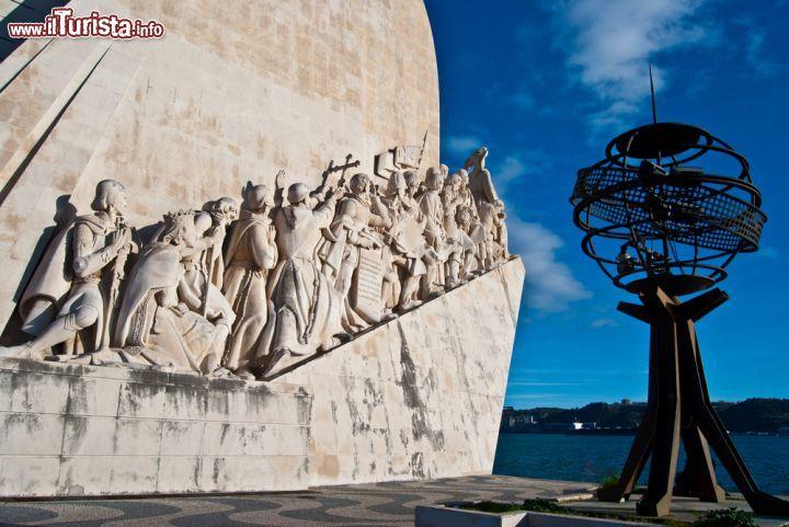 Cosa vedere e cosa visitare Monumento alle scoperte (Padrao dos Descobrimentos)