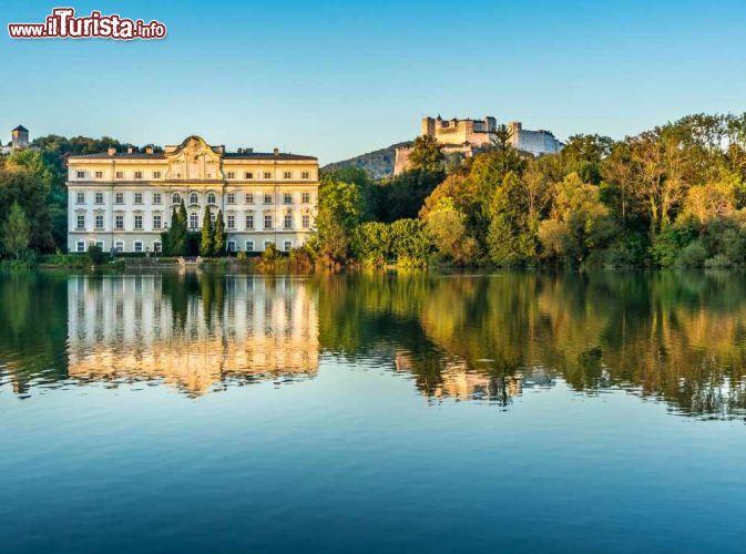 Cosa vedere e cosa visitare Schloss Leopoldskron