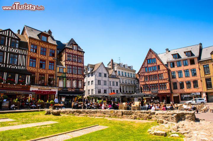 Cosa vedere e cosa visitare Place du Vieux-Marché